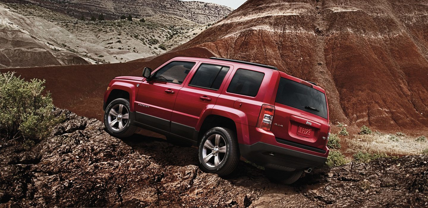 Glendale Heights IL - 2017 Jeep Patriot Overview
