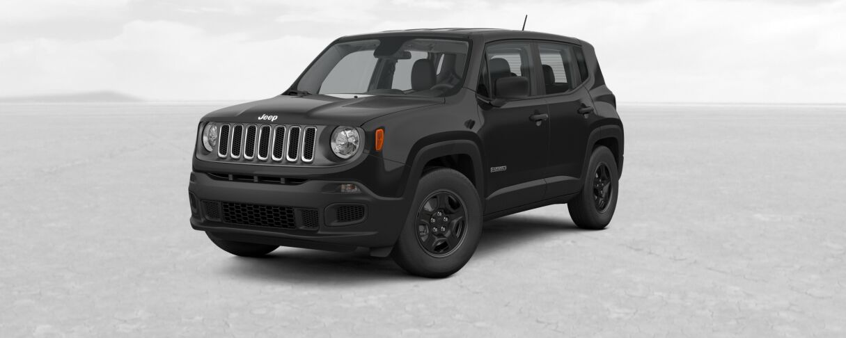 2017 Jeep Renegade Sport near Winston Salem NC