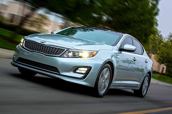 Dearborn Area 2017 KIA Optima Sales