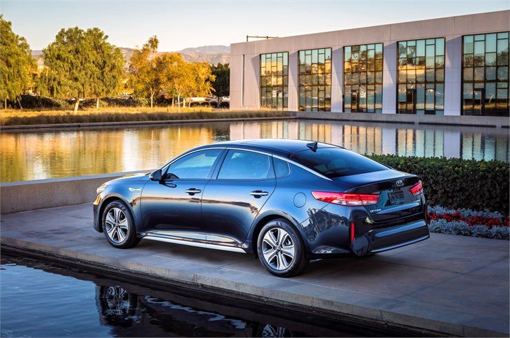 North Carolina - 2017 KIA Optima Hybrid EXTERIOR