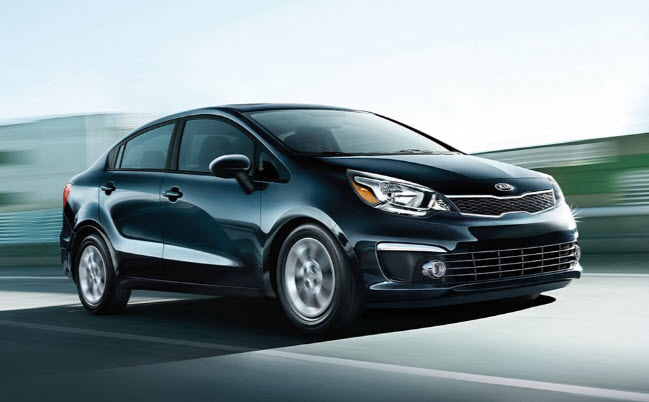 Research 2017 KIA Rio Detroit Michigan