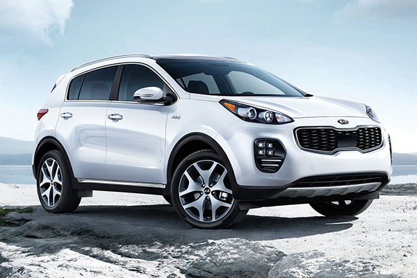 2017 KIA Sportage For Sale Topeka Kansas