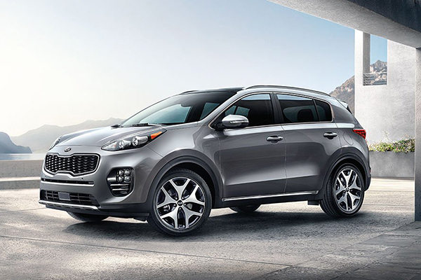Greenwood Village CO - 2017 KIA Sportage