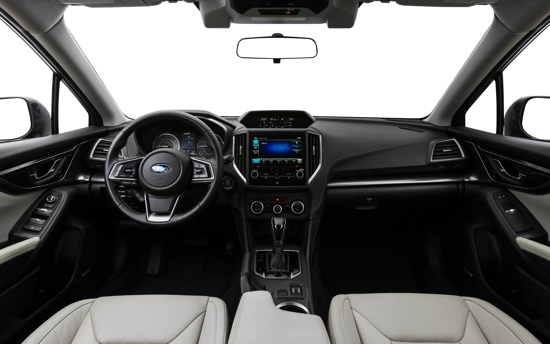 Denver Colorado - 2017 Subaru Impreza's INTERIOR