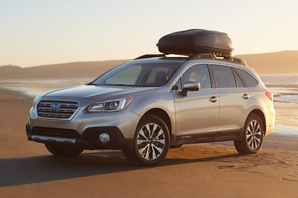Denver CO - 2017 Subaru Outback's Overview