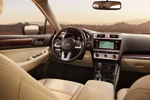 Denver CO - 2017 Subaru Outback's Interior