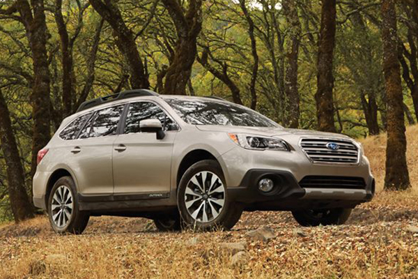 Denver CO - 2017 Subaru Outback's Exterior