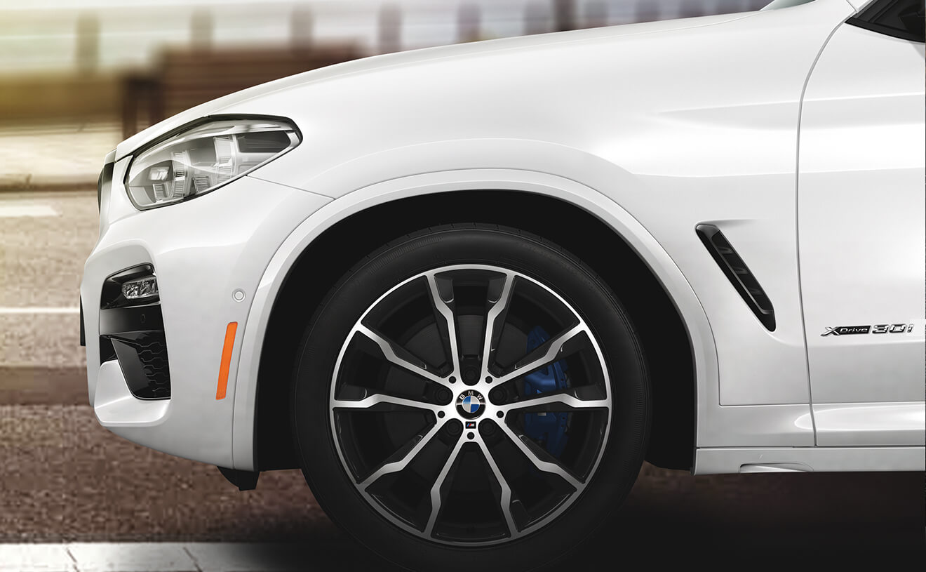 BMW Brake Repair in Parker CO - 2018 BMW X3