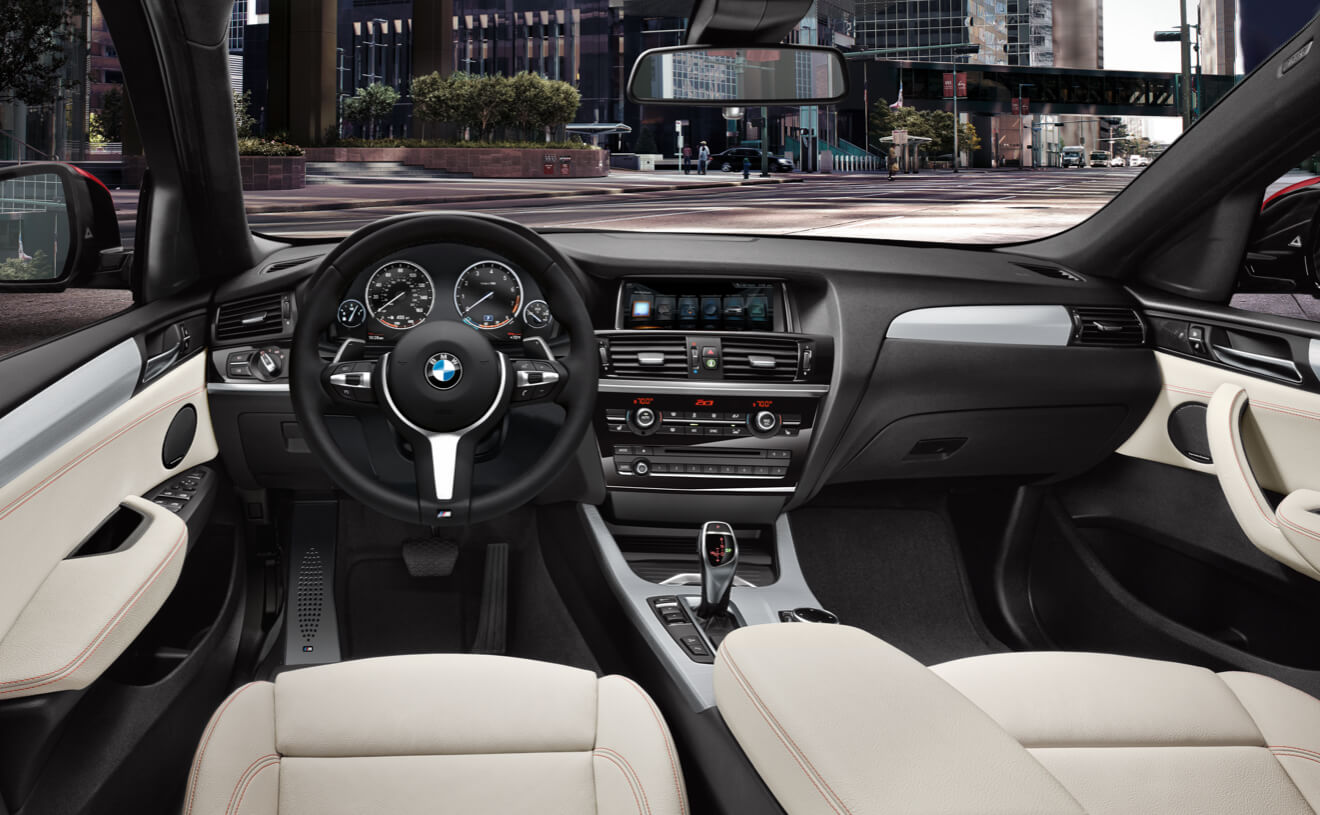 Interior 2018 bmw x4 near fort collins co co 39 s bmw for Bmw serie 3 2018 interior