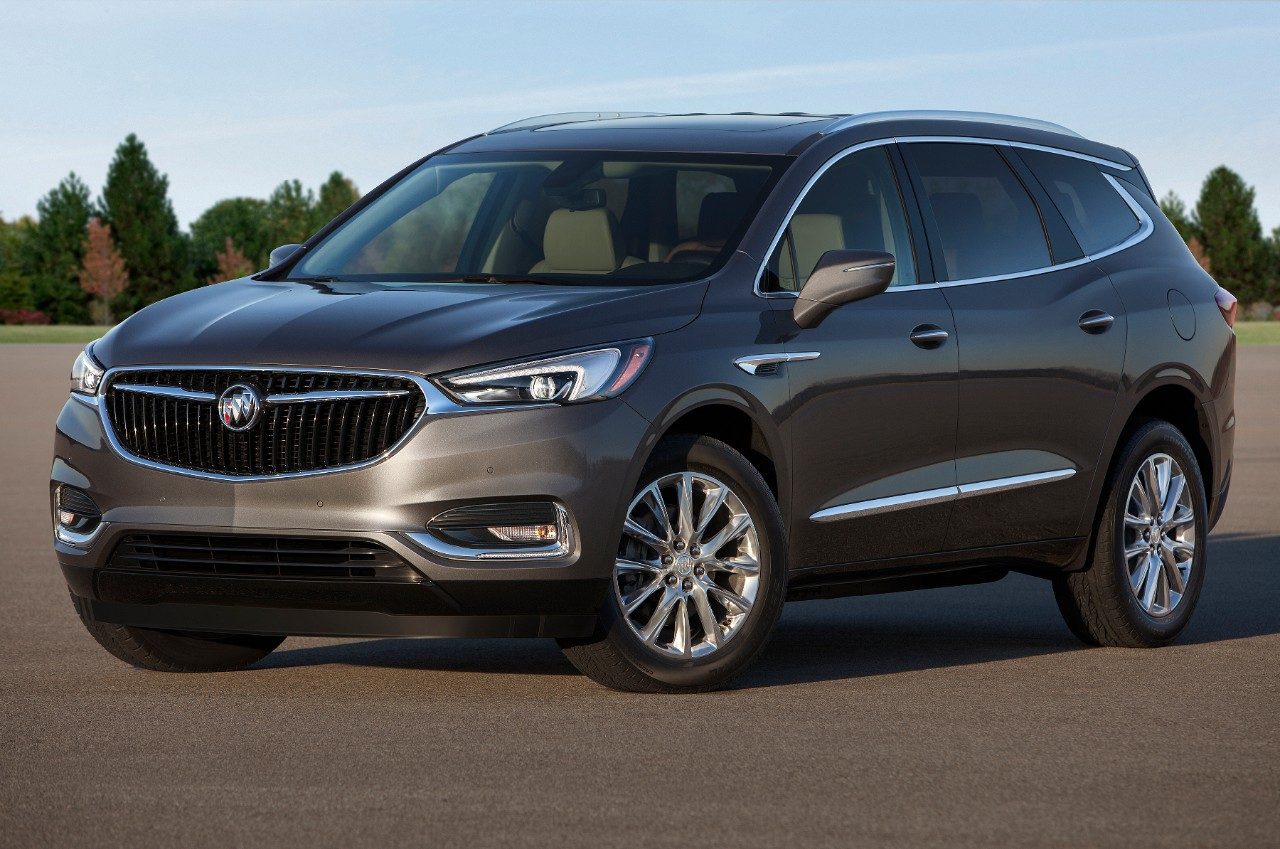 Buick GMC Dealer near Dubuque Iowa - 2018 Buick Enclave