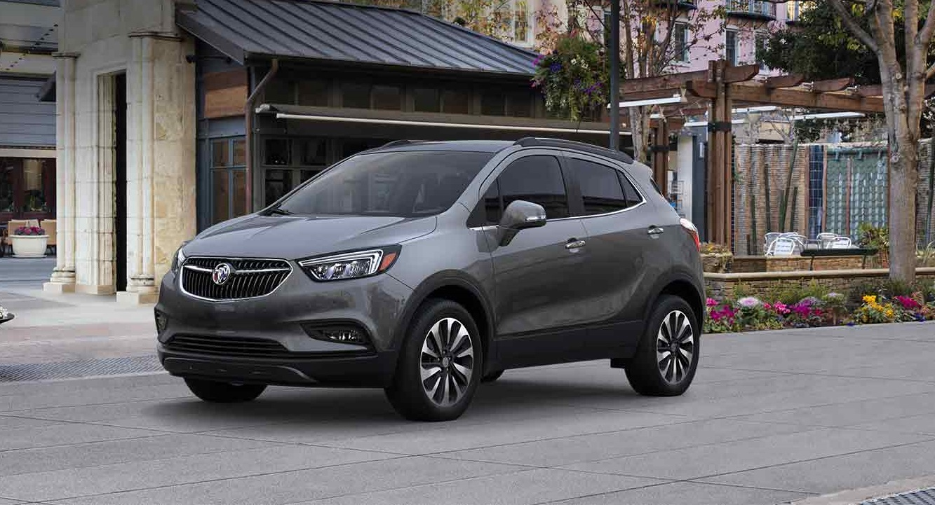 2018 Buick Encore: Design, Features, Changes, MPG >> 2018 Buick Encore Near Bloomington Indiana