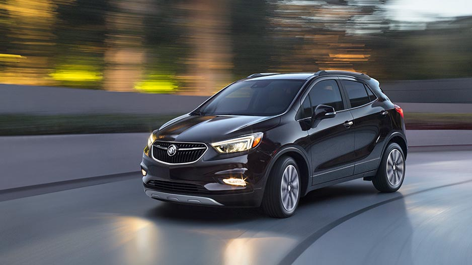 2018 Buick Encore near Bloomington Indiana