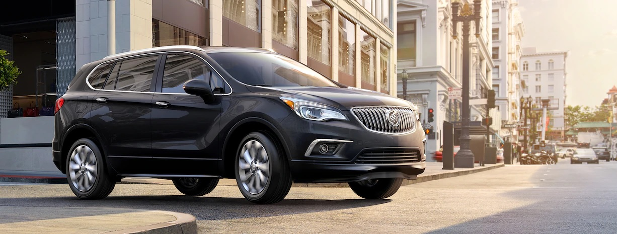 2018 Buick Envision near Dubuque IA