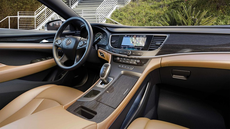 Maquoketa IA - 2018 Buick LaCrosse Interior