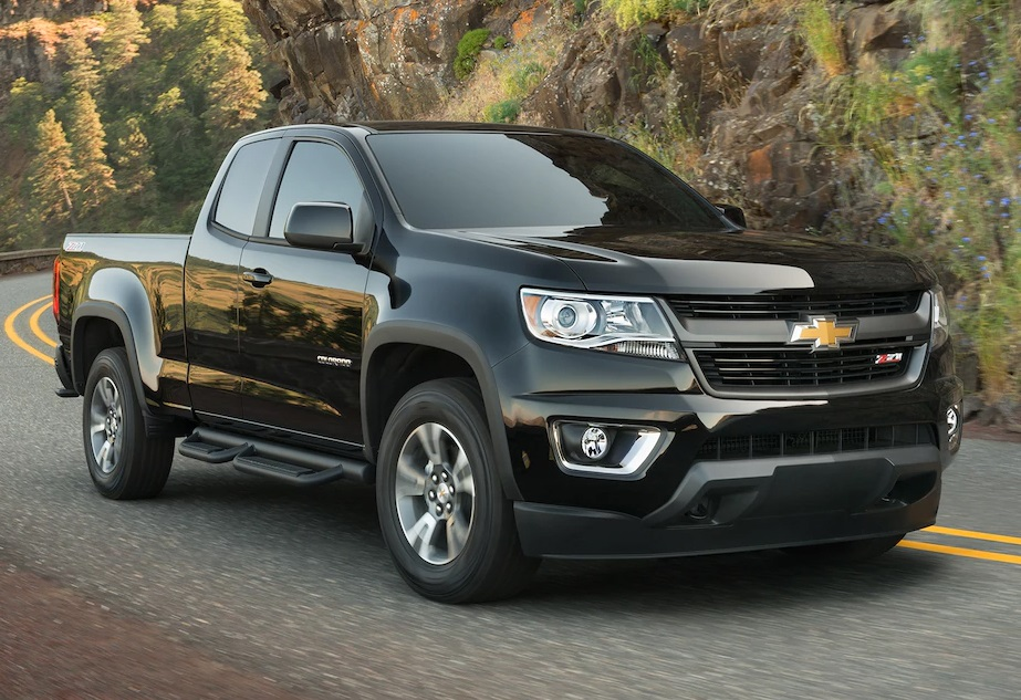Libertyville IL - 2018 Chevrolet Colorado Overview