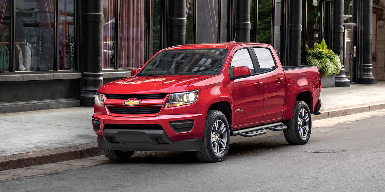Maquoketa IA - 2018 Chevrolet Colorado's Overview