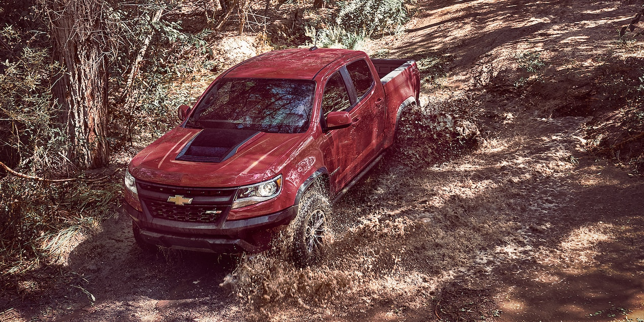 2018 Chevrolet Colorado ZR2 by Chicago Illinois