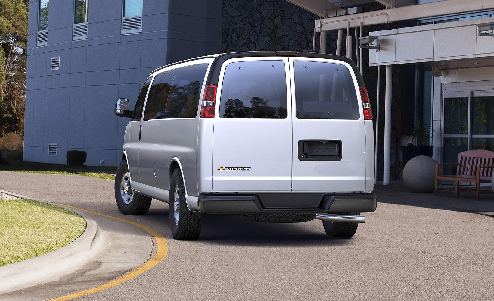 Phoenix Az 2018 Chevrolet Express Penger Van Exterior