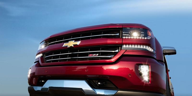 Dubuque Area - 2018 Chevrolet Silverado 1500 Exterior