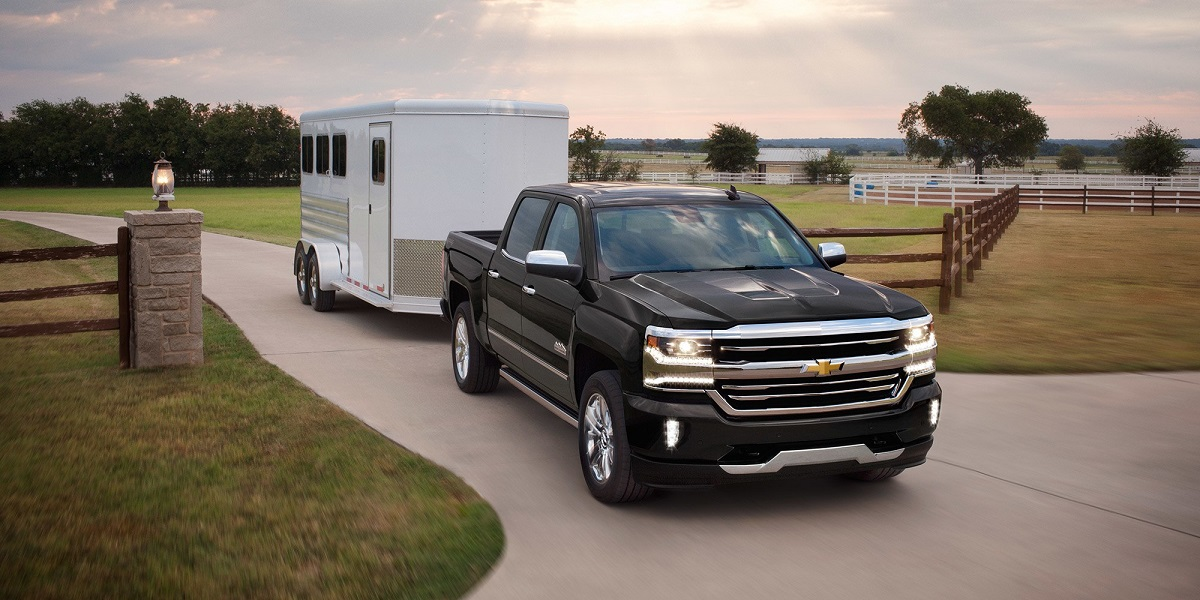 Dewitt Area - 2018 Chevrolet Silverado 1500 Overview