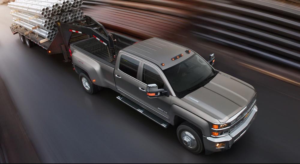 Centennial CO Area - Transmission Service and Repair - 2018 Chevrolet Silverado 3500