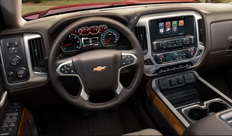 2018 Chevrolet Silverado 3500hd By Englewood Co