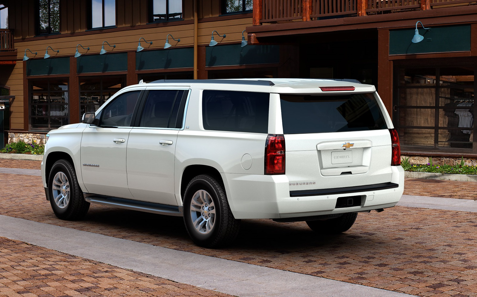 Libertyville IL - 2018 Chevrolet Suburban Overview