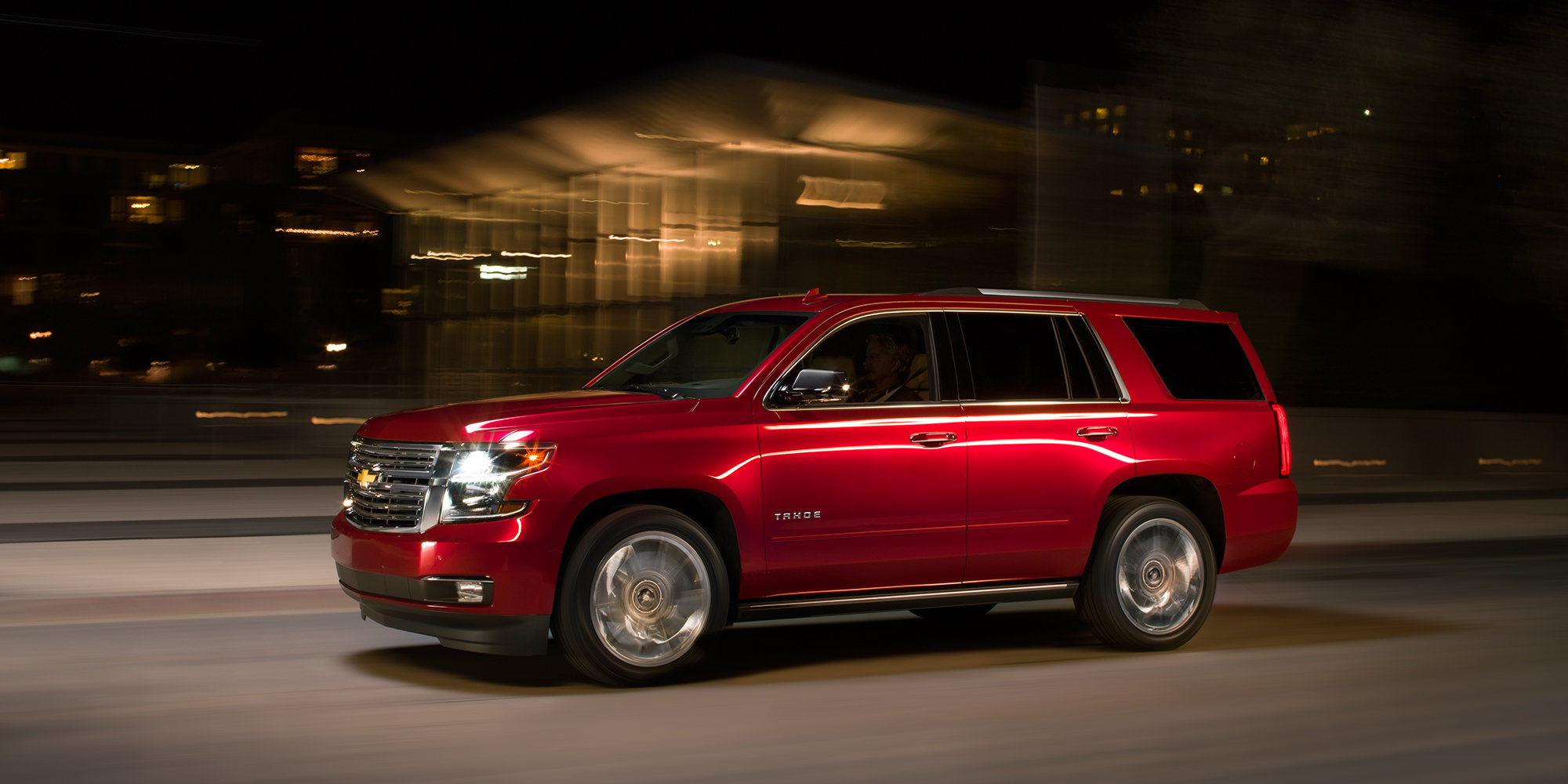 Clinton IA - 2018 Chevrolet Tahoe Overview