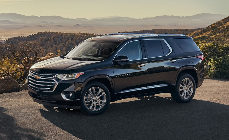 Chevrolet dealership near Dubuque IA - 2019 Chevrolet Traverse