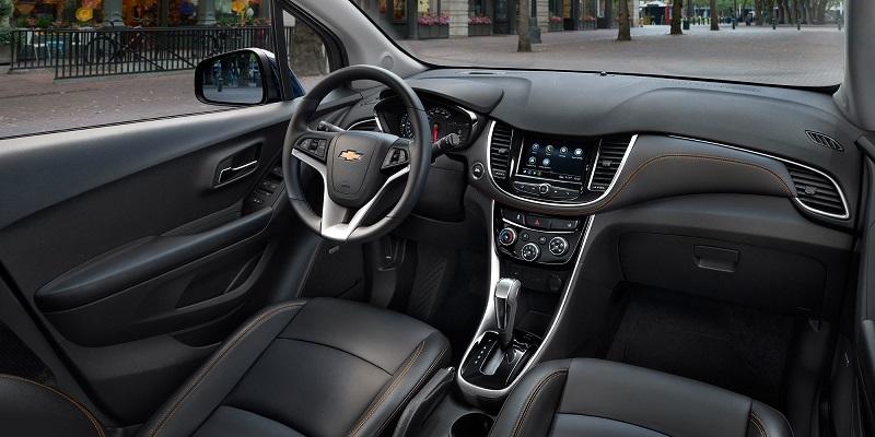 Maquoketa IA - 2019 Chevrolet Trax Interior