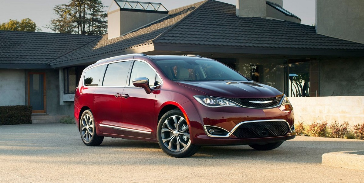 Used Chrysler Pacifica Deals Specials in Maquoketa IA