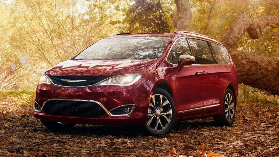 Chicagoland IL - 2018 Chrysler Pacifica's Overview
