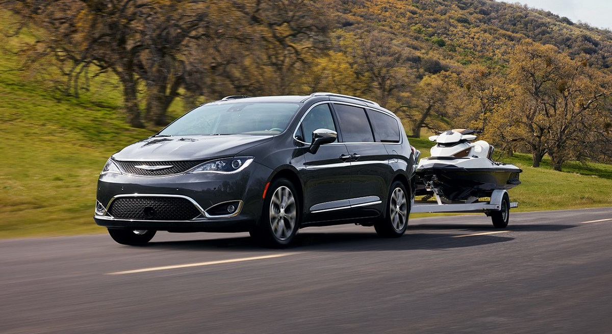 Lexington NC - 2018 Chrysler Pacifica's Mechanical