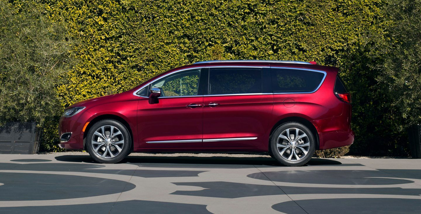 Best Van Killeen Area - 2018 Chrysler Pacifica