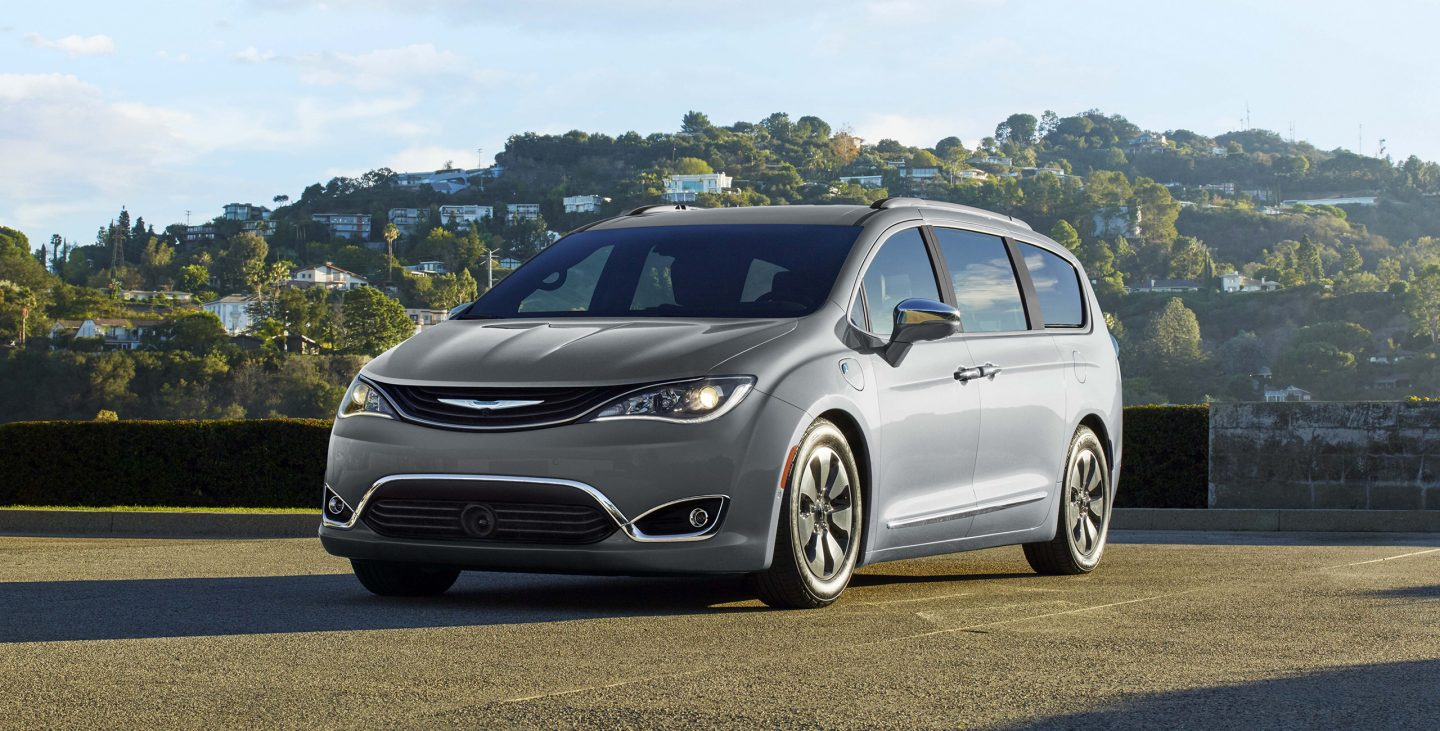 Best Van Killeen Area - 2018 Chrysler Pacifica Overview