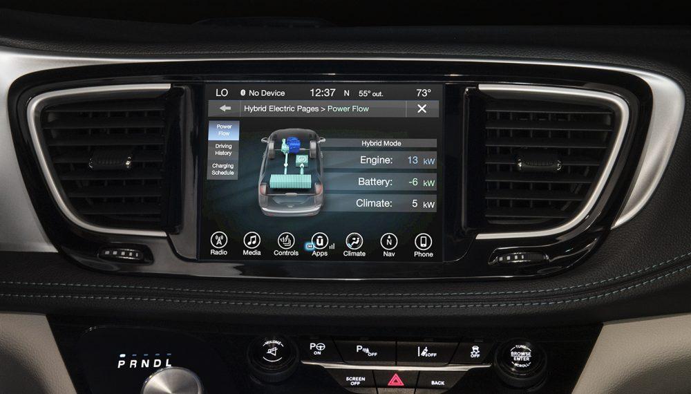 Lexington Chrysler Service and Repair - 2018 Chrysler Pacifica's Powertrain