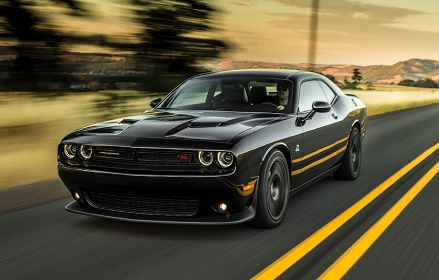 Roswell Area Dodge Ram dealership - 2018 Dodge Challenger