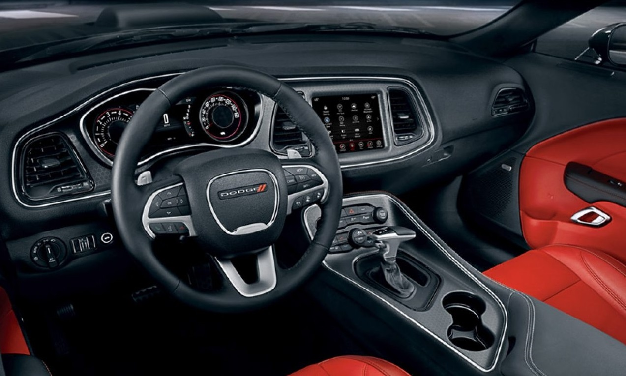 Albuquerque NM - 2018 Dodge Challenger's Interior