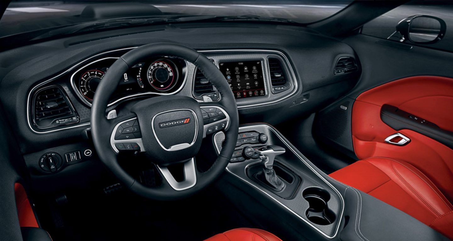 Georgetown TX Area l 2018 Dodge Challenger Interior