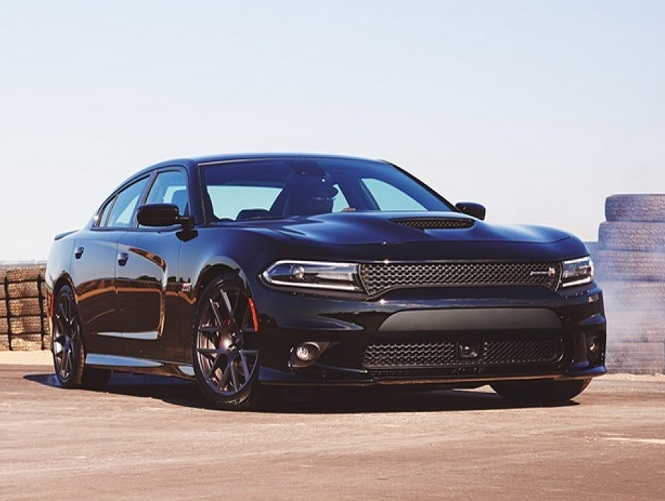 Lexington NC - 2019 Dodge Charger's Exterior