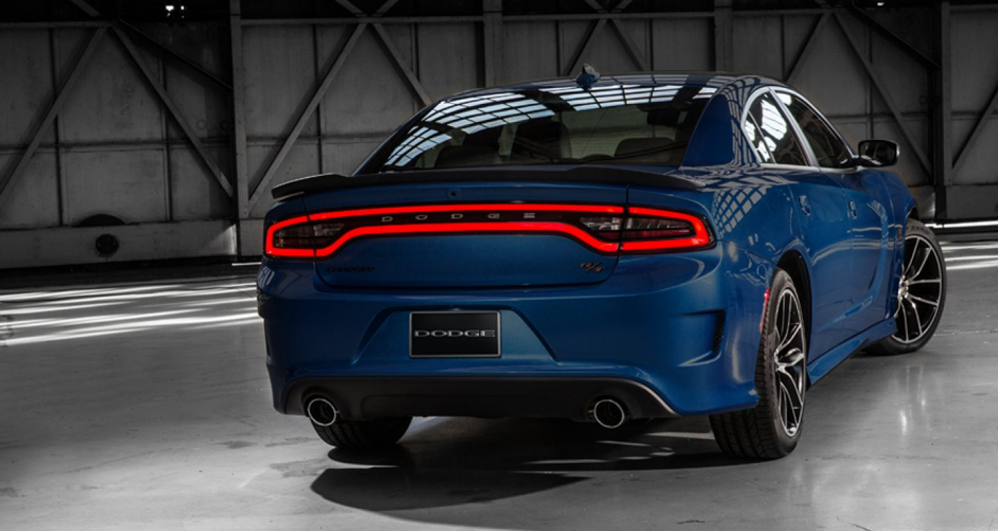 Best Car in Lexington NC - 2018 Dodge Charger Exterior