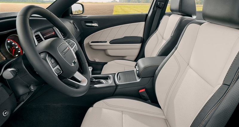 Best Car Killeen Area - 2018 Dodge Charger Interior