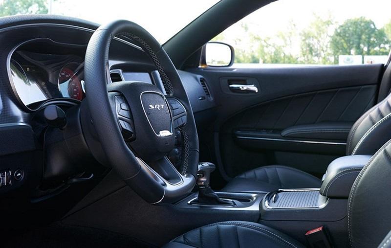Lexington NC - 2019 Dodge Charger SRT Hellcat's Interior