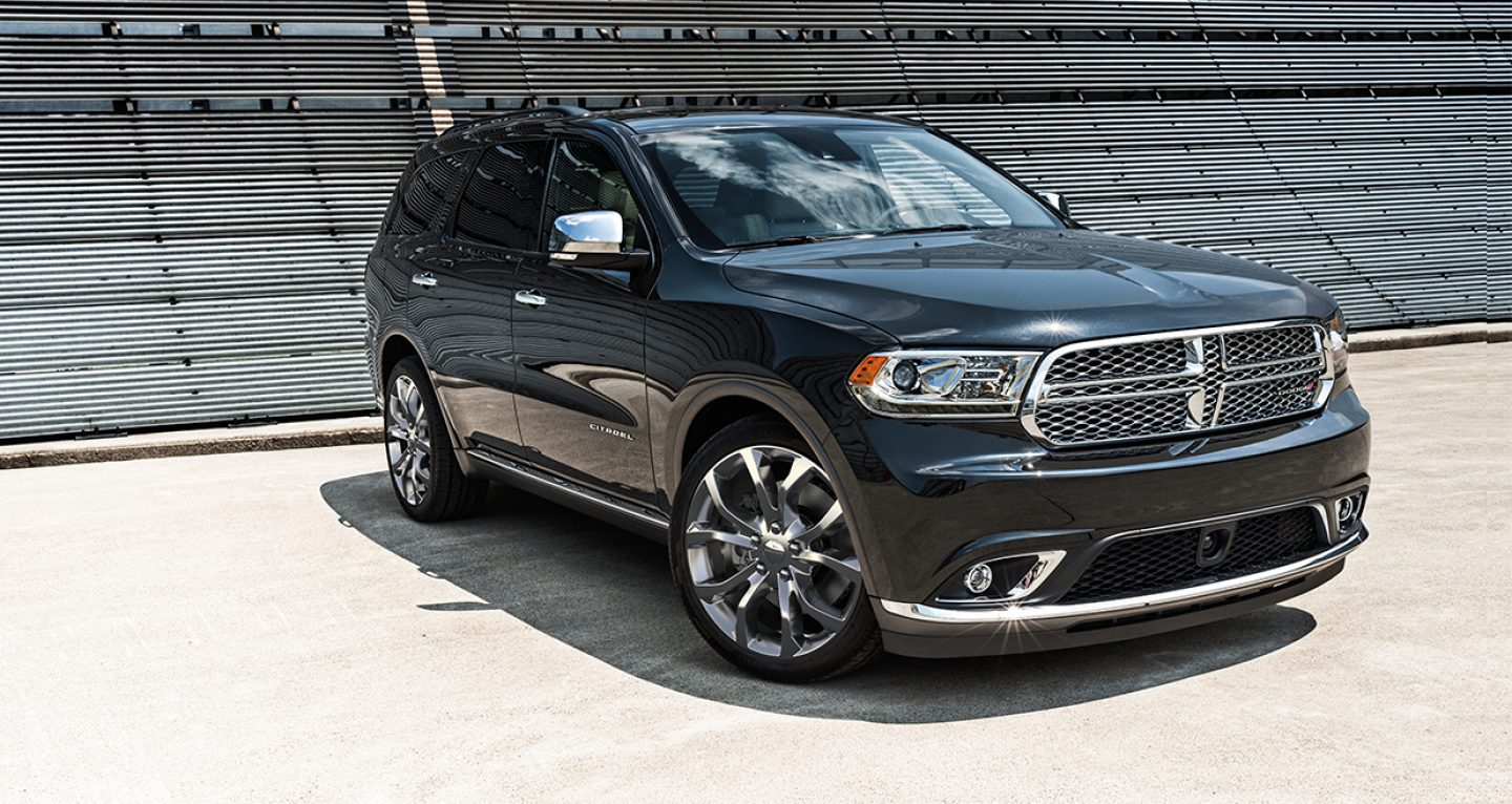 Glendale Heights IL - 2018 Dodge Durango Overview