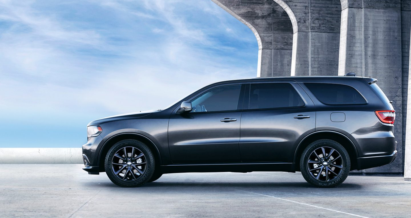 Glendale Heights IL - 2018 Dodge Durango Exterior