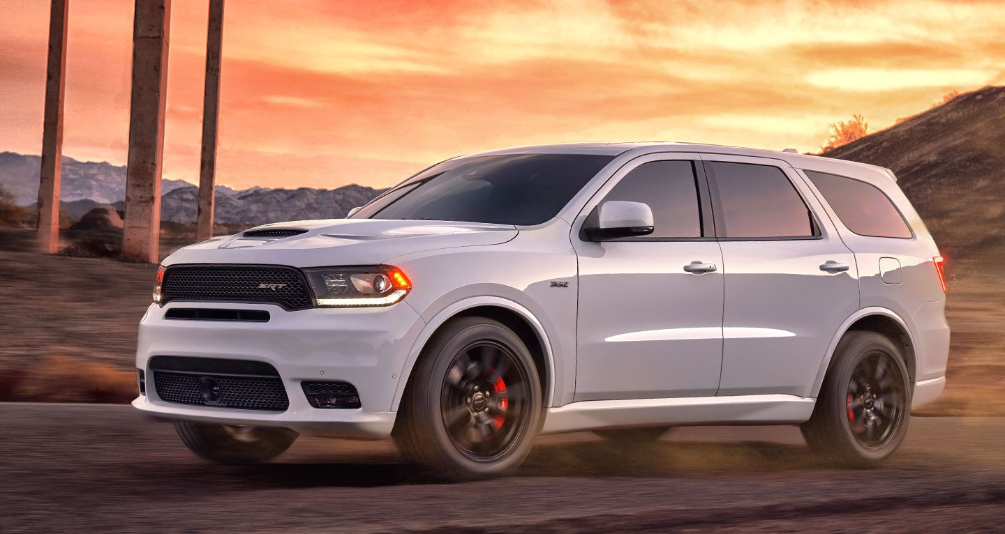 2018 Dodge Durango Vs 2017 Dodge Durango In Pueblo Co