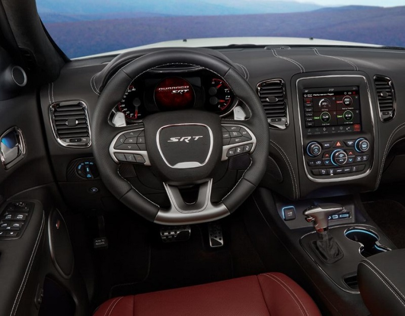 Albuquerque NM - 2018 Dodge Durango's Interior