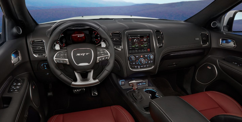Lexington NC - 2018 Dodge Durango's Interior