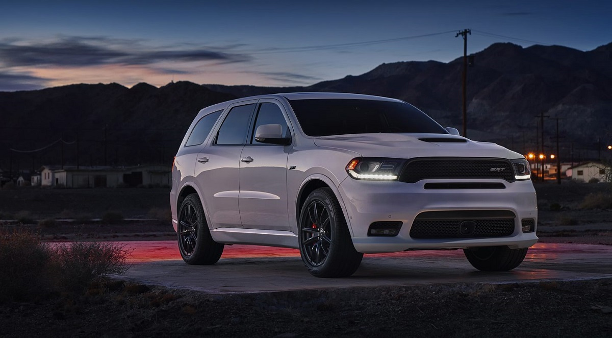 Long Island NY - 2018 Dodge Durango SRT's Overview