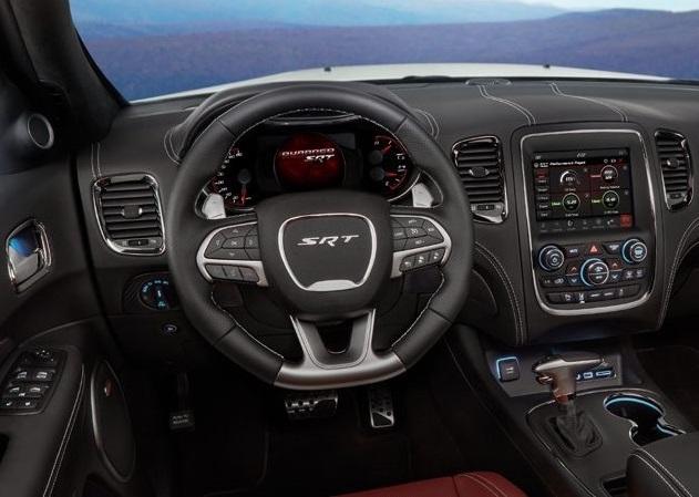 Westbury NY - 2018 Dodge Durango SRT's Interior
